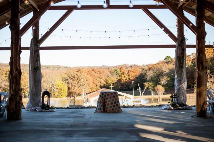 Our outdoor barn is perfect for receptions and event wedding ceremonies!
